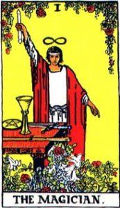 タロット占い魔術師
